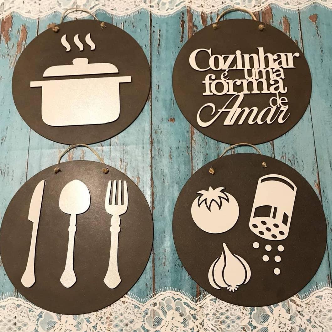 Placas Decorativas Parede Cozinha